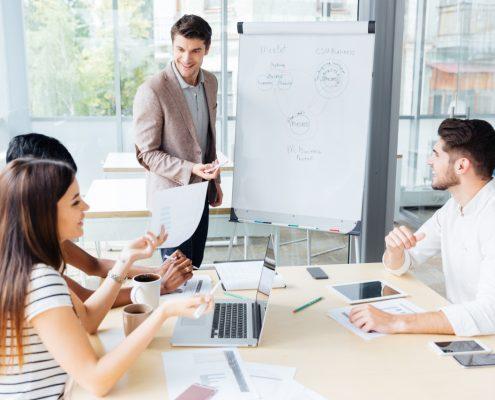 czy szkolenia dla menedżerów przynoszą wymierne korzyści