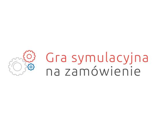 Logo działu gry symulacyjne na zamówienie