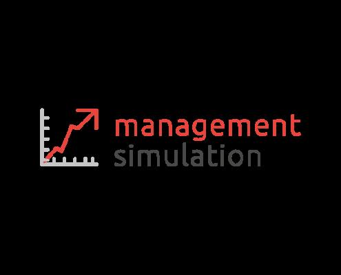 Logo działu zarządzanie firmą