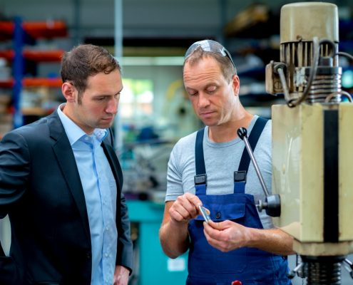 szkolenia dla menedżerów produkcji